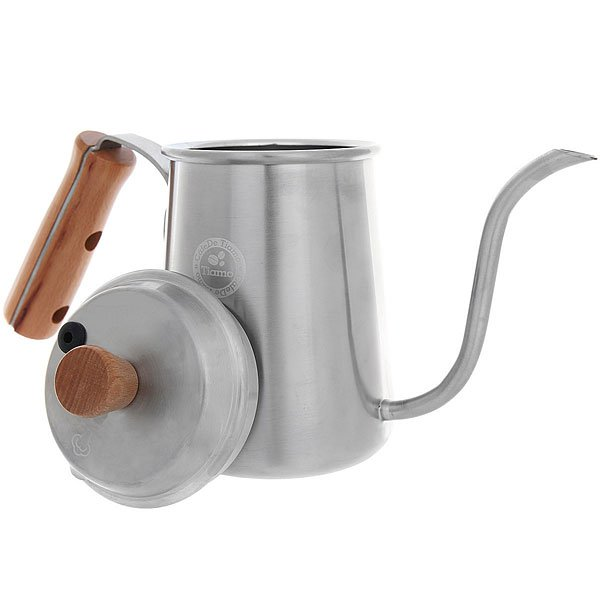 Kettle Tiamo 700ml HA1656ST c wood handle